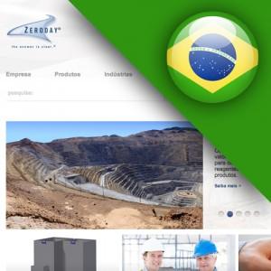 Zeroday Portuguese Website