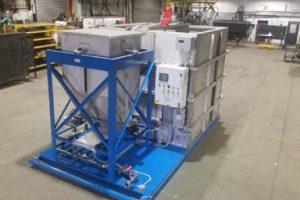 Z ChemGear D1500 Flocculant Mixer Shipment to Simplot Pocatello